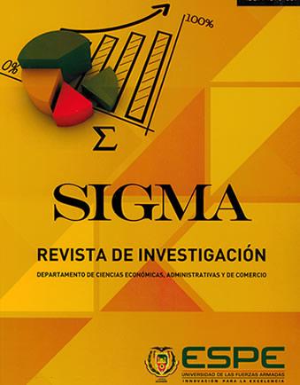 La revista de investigación SIGMA publica artículos inéditos dentro de las áreas de Economía, Contabilidad, Finanzas, Administración, Turismo y Humanidades, es parte de LatinREV FLACSO Argentina.