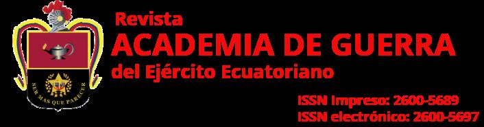 Revista Academia de Guerra del Ejército Ecuatoriano